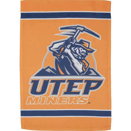 WinCraft University of Texas at El Paso 2-Sided Garden Flag