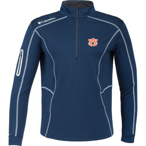 Columbia Sportswear Men's Auburn University Shotgun 1/4 Zip Pullover