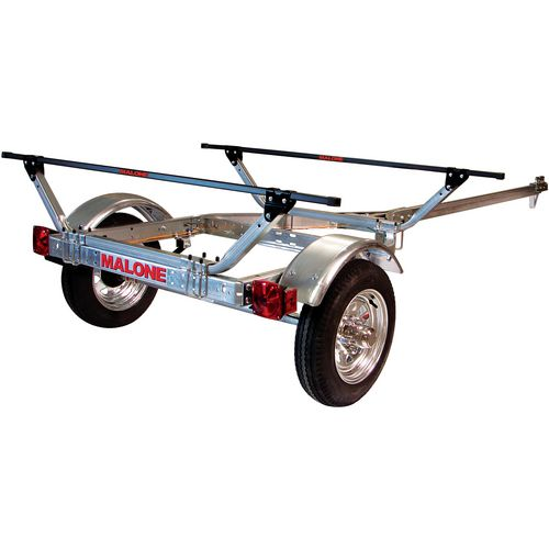 Malone Auto Racks MicroSport 20 ft Canoe/Kayak Base Trailer