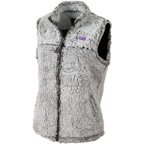 Boxercraft Women's Louisiana State University Sherpa Vest