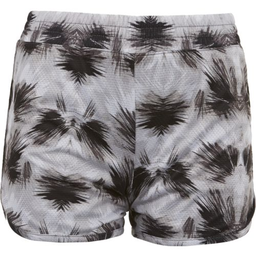 BCG Girls' Printed Honeycomb Basketball Short - view number 3