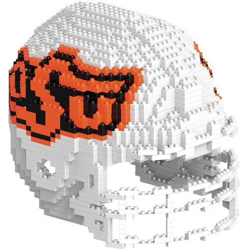 Forever Collectibles Oklahoma State University 3-D BRXLZ Helmet Puzzle