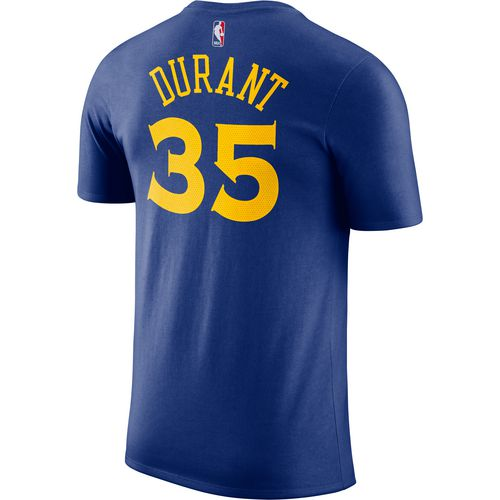 Nike Men's Golden State Warriors Kevin Durant 35 Dry T-shirt