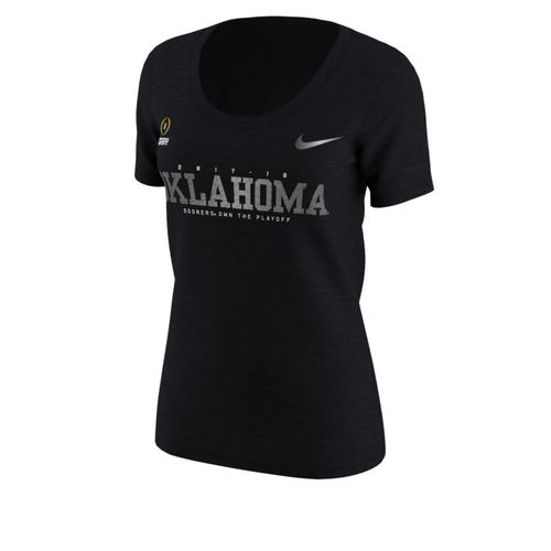 Nike Women's University Oklahoma Rose Bowl Bound New Day T-Shirt