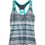 Gerry Women's Swim Sporty Teardrop XO Tankini Top - view number 1