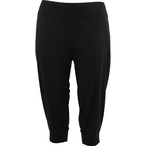 BCG Women's French Terry Plus Size Jogger Capri Pants