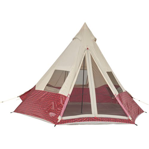 Display product reviews for Wenzel Shenanigan 5 Person Teepee Tent