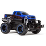 World Tech Toys Ford F-150 SVT Raptor Police Pursuit RTR Electric RC Monster Truck Set - view number 2