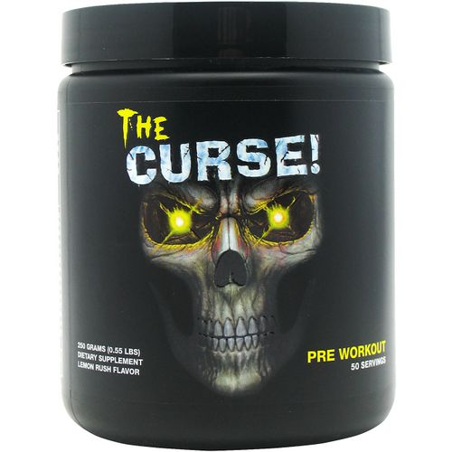 Cobra Labs The Curse Preworkout Powder