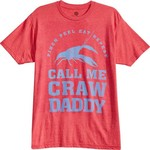 Raw State Men's Craw Daddy T-shirt - view number 1