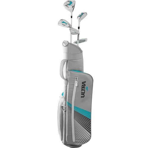 Display product reviews for Wilson Junior Girls' Ultra BLK 18 MD Golf Club Set