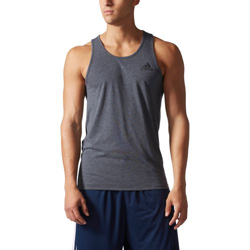 adidas Men's Ultimate Tank Top - view number 3