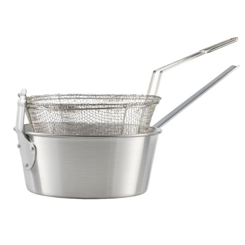 Display product reviews for Outdoor Gourmet 8 qt. Pan and Basket Set