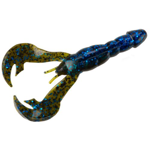 "Strike King Rage Tail Rage Craw 4"" Lures 7-Pack"