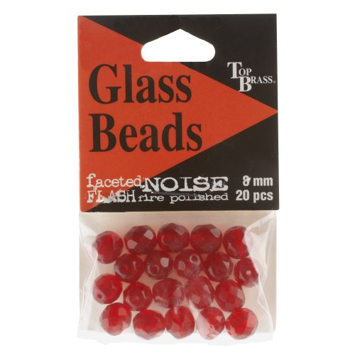Top Brass Tackle Glass Beads 20-Pack - view number 1