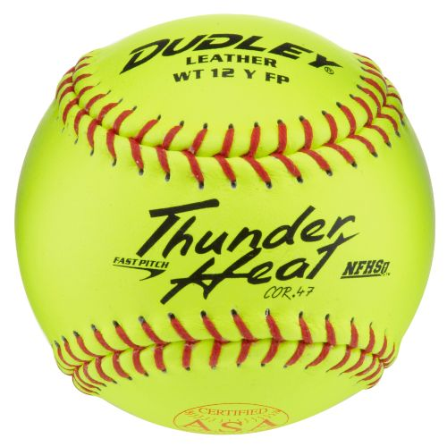 "Display product reviews for Dudley Thunder Heat 12"" ASA/NFHS Fast-Pitch Softball"