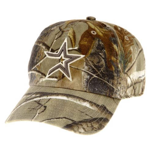 Forty Seven Men's Realtree  Cleanup Astros Baseball Cap