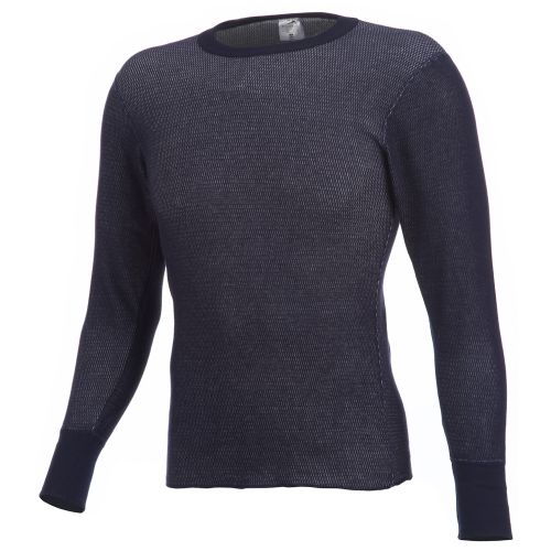 Polar Edge® Men's Silver Series Dual Face Heavyweight Thermal Crew Neck Shirt