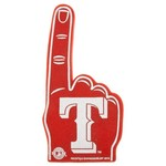 Tag Express Texas Rangers Foam Finger - view number 2