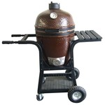 Outdoor Gourmet Kamado Charcoal/Wood Smoker
