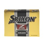 SRIXON® Z-Star Tour White Golf Balls 12-Pack