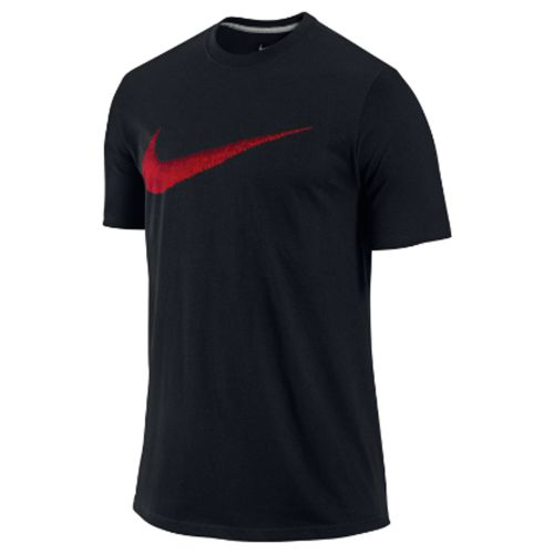Nike Men's Hangtag Swoosh T-shirt - view number 1