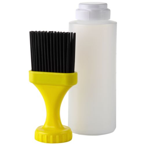 Mr. Bar-B-Q Ultimate Silicone Basting Bottle and Brush - view number 1
