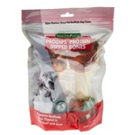 "Healthy Hide Pro-Dips 7"" Beef and Liver Basted Knots 2-Pack"