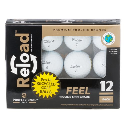 Reload Proline Golf Balls 12-Pack
