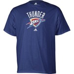 Adidas Youth Oklahoma City Thunder Logo T-shirt