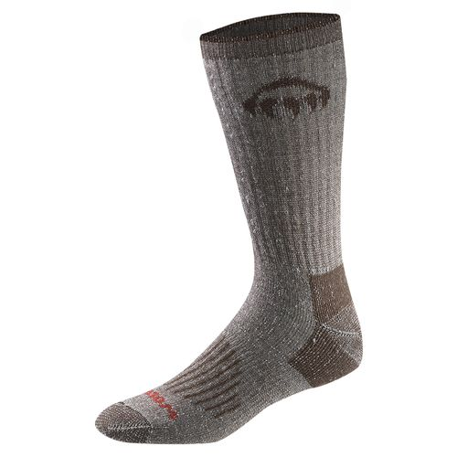 Wolverine Men's Comfort Wool Mid-Calf Boot Socks 2-Pack