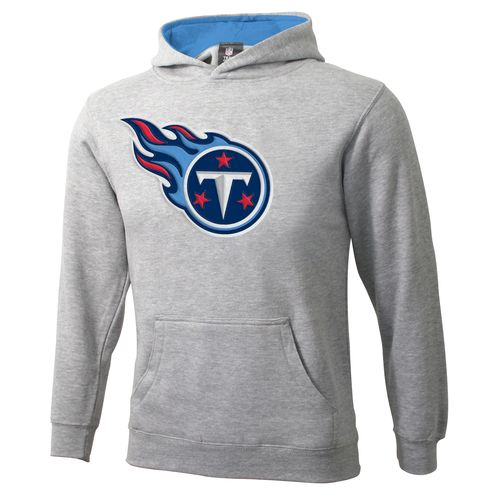 Sportsman Boys' Tennessee Titans Pullover Fleece Hoodie