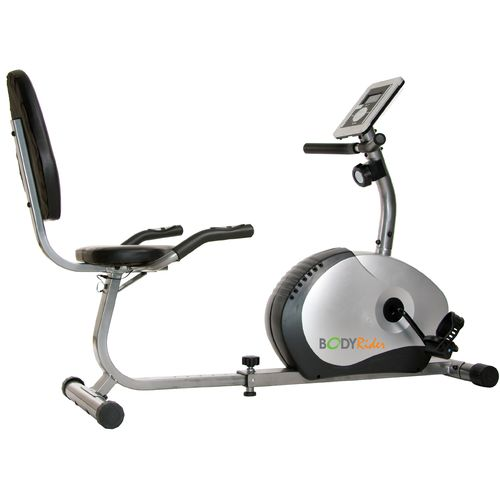 Body Rider BRB1270 Magnetic Recumbent Exercise Bike