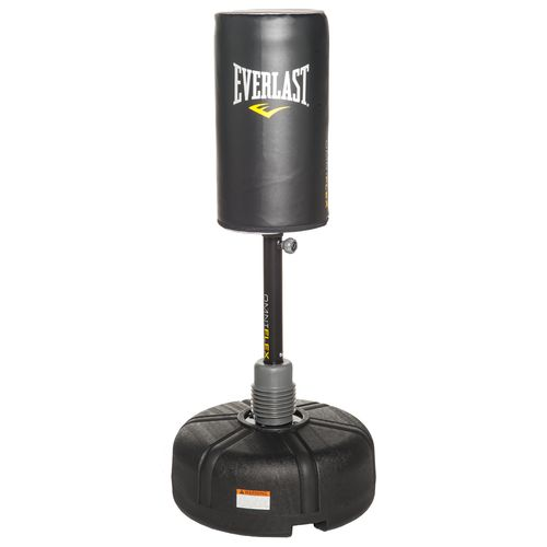 Display product reviews for Everlast® OmniFlex Fitness 130 lb. Synthetic Leather Freestanding Heavy Bag
