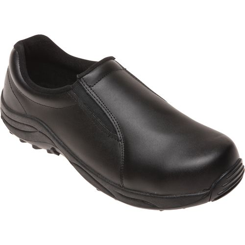 Brazos Men's Slip-on Steel Toe Service Shoes - view number 2