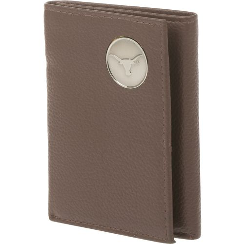 Image for Collegiate Men's University of Texas Trifold Wallet from Academy