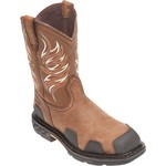 Ariat Men's Overdrive Wide Square Toe Work Boots - view number 2