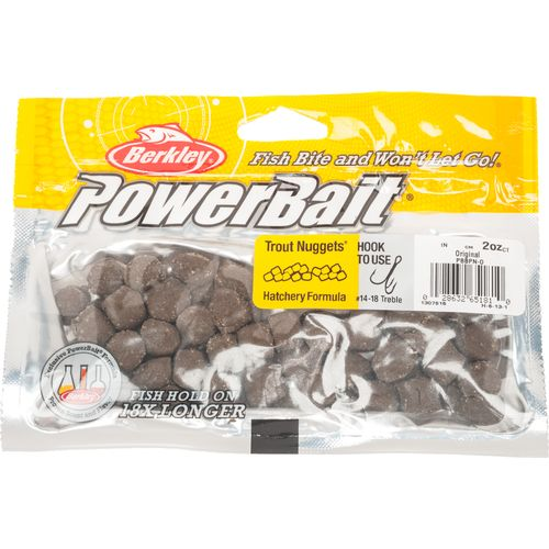 Image for Berkley® PowerBait® Original Trout Nuggets from Academy
