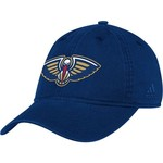 adidas Men's New Orleans Pelicans Washed Slouch Cap