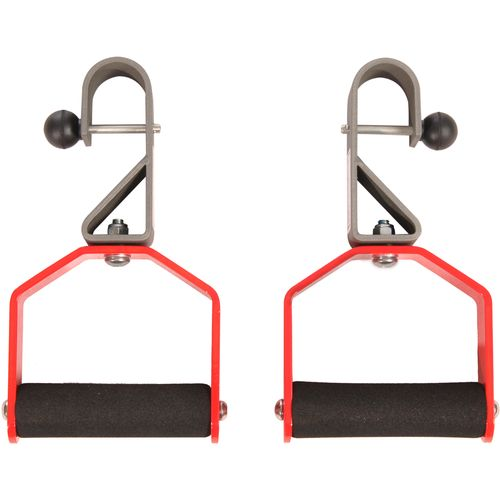 Display product reviews for Stamina® Rotating Pull-Up Handles 2-Pack