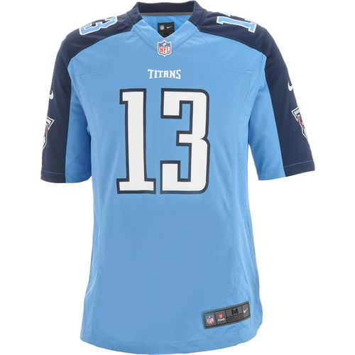 Nike Men's Tennessee Titans Kendall Wright #13 Game Jersey