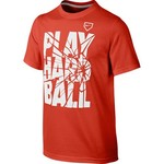 Nike Boys' Play Hard T-shirt