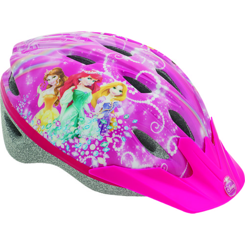 Disney Princess Girls' Magical Rider Bike Helmet