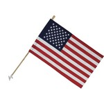 Annin Flagmakers Residential American Flag Set