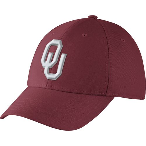 Nike™ Men's University of Oklahoma Dri-FIT Swoosh Flex Cap