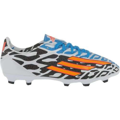 adidas Kids  F10 FG Messi Soccer Cleats