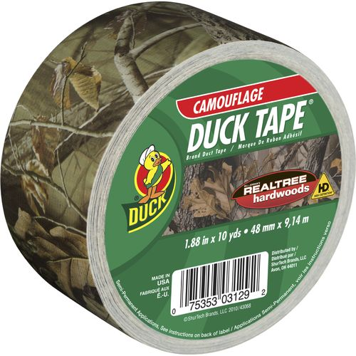 Display product reviews for Duck® Prints 10-Yard Tape Roll