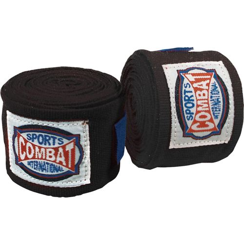 Combat Sports International Adults' Semi-Elastic Hand Wraps 2-Pack - view number 1