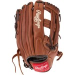Rawlings Youth Sandlot H Web 12.5 in Outfield Glove - view number 2