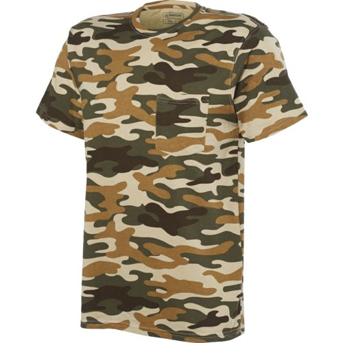 Image for Magellan Outdoors™ Men's Territory Short Sleeve Pocket T-shirt from Academy